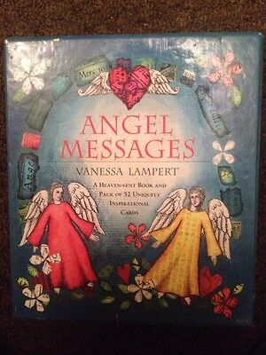 Angel Message Oracle Cards