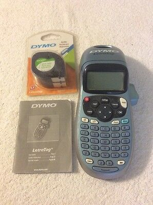 Dymo LetraTag Hand Held Label Maker