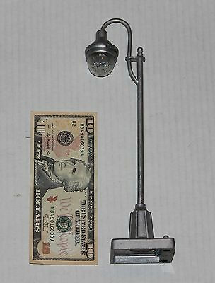 Lamp from train set for gauge 1 or 0 . Russian toy   Russia   TIN toy