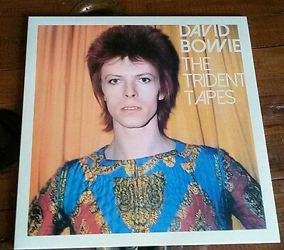 DAVID  BOWIE   The trident tapes vinyl