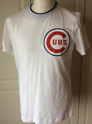 Majestic Athletic Chicago Cubs Beanball Baseball Tee - Large