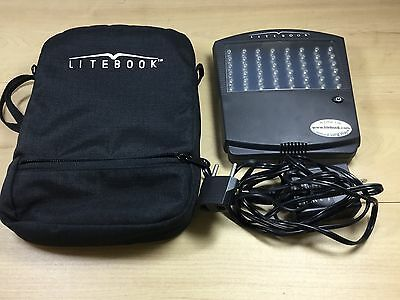 Litebook SAD 10,000 LUX Light Therapy Lightbox Seasonal Affective Disorder