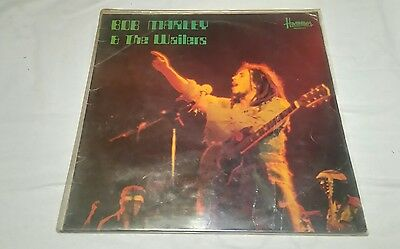 bob marley and the wailers lp record EX CONDITION