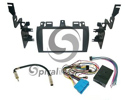 Radio Stereo Installation Mounting Dash Kit Combo DD + Interface + Antenna CA15