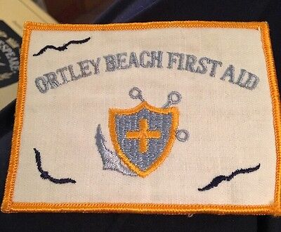 Ortley Beach First Aid Patch