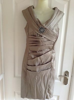 CACHET dress size 12 prom occassion wedding cocktail New