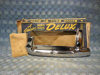 1949-1950 Packard NORS Deluxe Gas / Fuel Door Guard