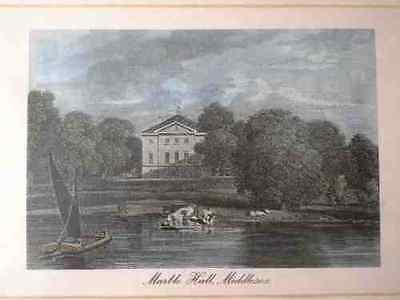 Marble House Middlesex print