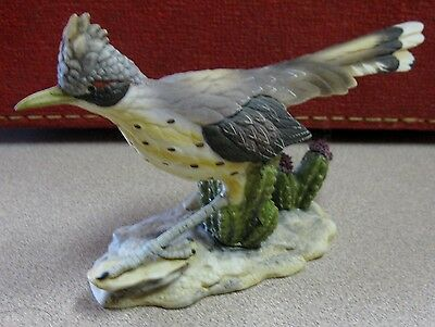 Vintage Hachiro Goto Original Porcelain Roadrunner Free Shipping Front Office