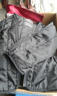 """Childs Kids """"Baby Biker"""" Motorcycle Jacket and Trouser Quilted Lining Only"""