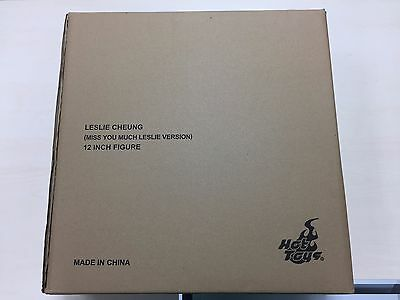 Hot Toys MIS13 MIS 13 Leslie Cheung (Miss You Much Leslie Version) Figure NEW