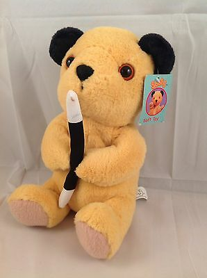 """""""sooty"""" Tv Character Plush Toy 21Cm"""