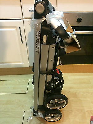 NEW: Maxi Cosi  LOOLA UP **CHASSIS/FRAME PUSHCHAIR** Silver/Black