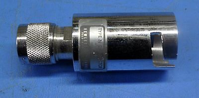 HP Agilent 458A 50 Ohm Type N Connector For 410C Vacuum Tube Voltmeter