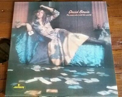 DAVID BOWIE  The Man Who sold the world vinyl