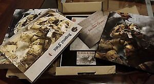 Imperial Fists Ed + Sentinels Of Terra Space Marines Codex Books Warhammer 40K