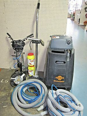 Diamondback Stormchaser Extractor/ Rotovac Rotary Extraction Head Carpet Cleaner