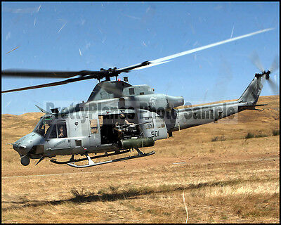 USMC UH-1 Huey HMLAT-303 Camp Pendleton 2008 8x10 Aircraft Photos