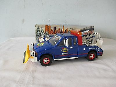 1996 Collector's Edition Sunoco Tow Truck with Snow Plow Third of a Series New