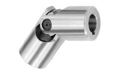 Belden Universal Belden UJ-HD25x12k Single Universal Joint, Keyways, Alloy