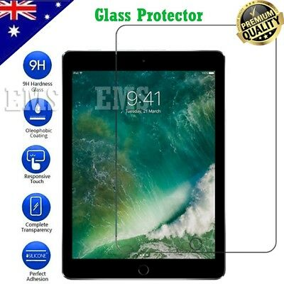 "Tempered Glass Screen Protector Film For Apple iPad Pro 9.7"" 10.5"" 12.9"" inch"