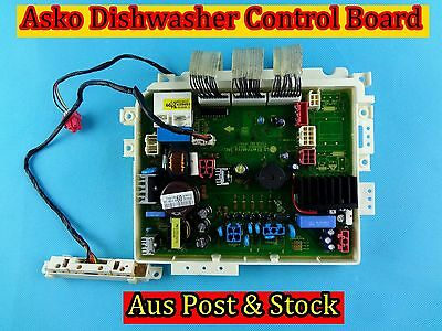 Asko Dishwasher Spare Parts Control Board Replacement (D131) Used