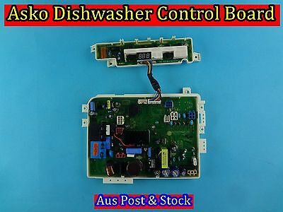 Asko Dishwasher Spare Parts Control Board Replacement (D181) Used
