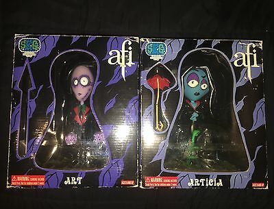 Afi Rare Toys/dolls/collectables/goth/rock