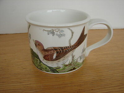 One Portmeirion Birds of Britain Flat Bottom Cup