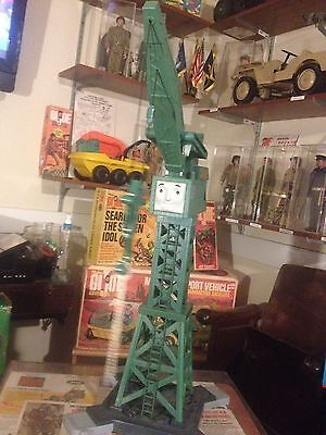 "29"" TALL REMOTE CONTROL CRANKY THE CRANE THOMAS and Friends"