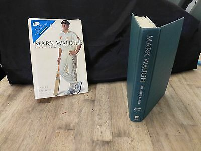 Mark Waugh Signed Biography