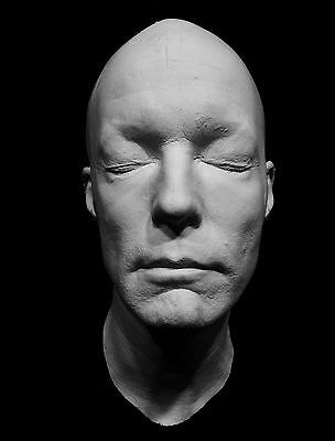 """Richard Chamberlain Life Mask Life Cast For """"The Man in the Iron Mask""""1997 Rare"""