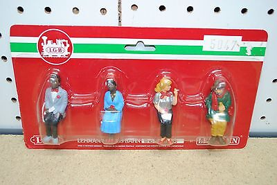 LGB 5047 Seated Travelers/Passengers (Figures) *G-Scale* NEW #1