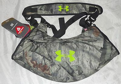 New Under Armour Scent Control ColdGear Infrared  Hand Warmer Realtree Mossy Oak