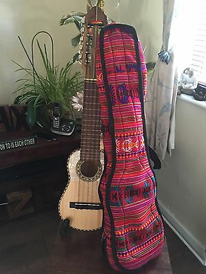 Professional charango made in Bolivia with special inlay work UK SELLER