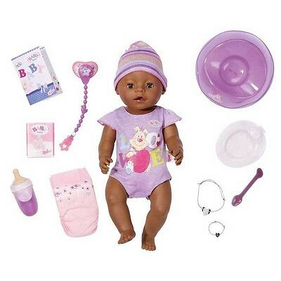 Baby Born Interactive Ethnic Doll - NEW for 2016