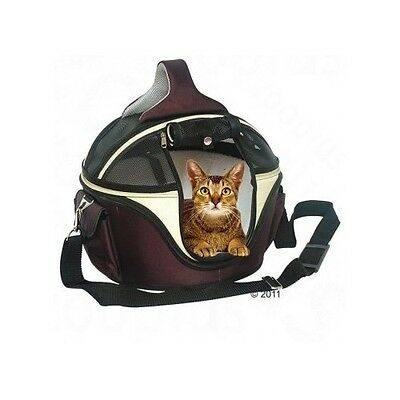Cat Small Dog Carrier Bag Traveling Transport Carry Travel Case Safety Outdoor A