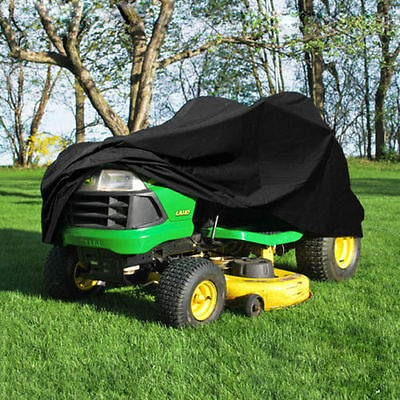 "NEW Lawn Tractor Mower Cover Weather UV Protection J-1 fits up to 54"" deck HQ"