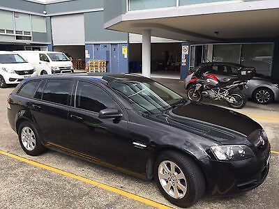 2009 Holden Commodore Station Wagon