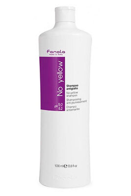 Fanola No Yellow Anti-yellow Shampoo (1000ml)