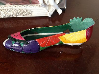 Just the right shoe 'Fruity' 25320 Beverly Feldman No Box