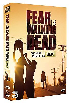 Fear The Walking Dead - Stagione 1 (2 Dvd) - Cofanetto Nuovo, Italiano