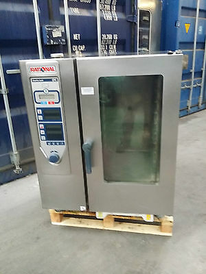 Rationa CPC 10 Grid Combi Combination Oven -Electric