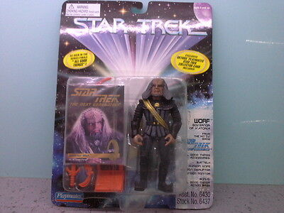 playmates governor worf from star trek the next generation