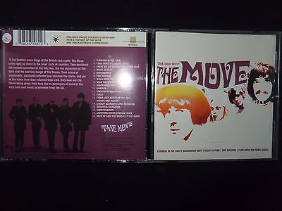 Cd The Very Best Of The Move /