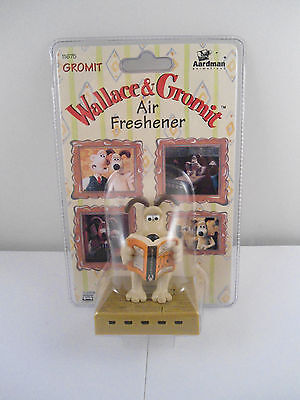 Vintage 1996 Wallace and Gromit Air Freshener Brand New Sealed Collectable