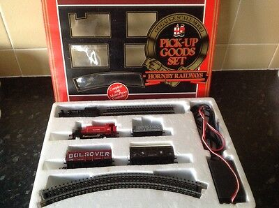 old HORNBY R550 Electric Train Set