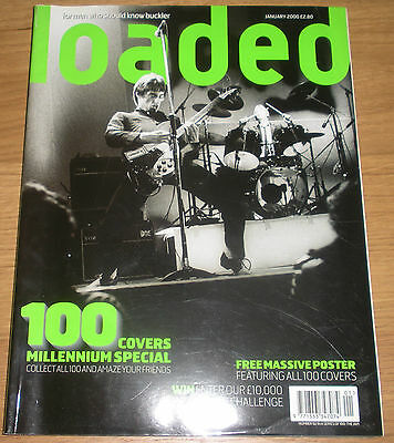 LOADED MAGAZINE LIMITED EDITION 1 of 100 COVERS THE JAM PENNIE SMITH PAUL WELLER