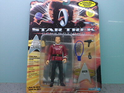 playmates captain kirk from star trek generations movie