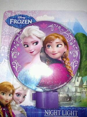 New in package Disney Frozen night light.